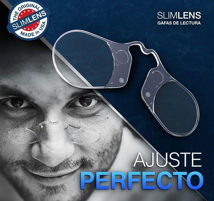 slimlens, las únicas gafas de lectura de bolsillo, cómodas y flexibles para un a…